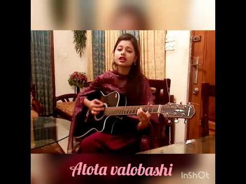 Atota Valobashi - Recall ||cover By Progga