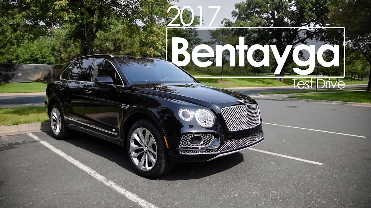 2017 bentley bentayga overview driving review first edition youtube. Black Bedroom Furniture Sets. Home Design Ideas