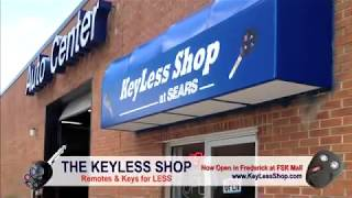 Frederick Automotive Locksmith makes Car Keys & Car Remotes cheap.