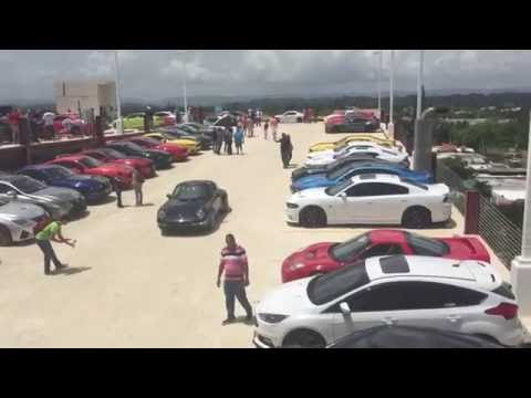 Puerto Rico Cars & Coffee Event June 2016