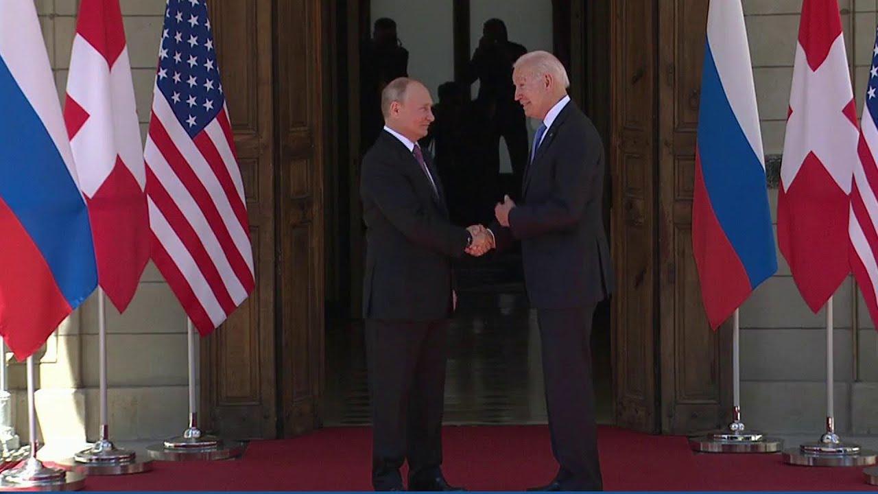 Внимание всего мира приковано к переговорам президентов России и США, которые идут в Женеве.