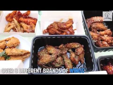 Chicken Wings At ONE-FOR-ONE Prices From 9 Different Merchants!