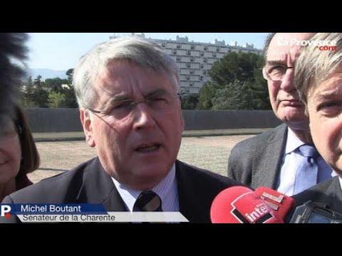 Marseille : les gendarmes ont rendu hommage ce matin à Arnaud Beltrame