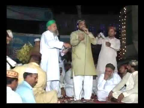 Qari Shahid Mehmood Mehfil in Hafizabad 2010 Part 1/3