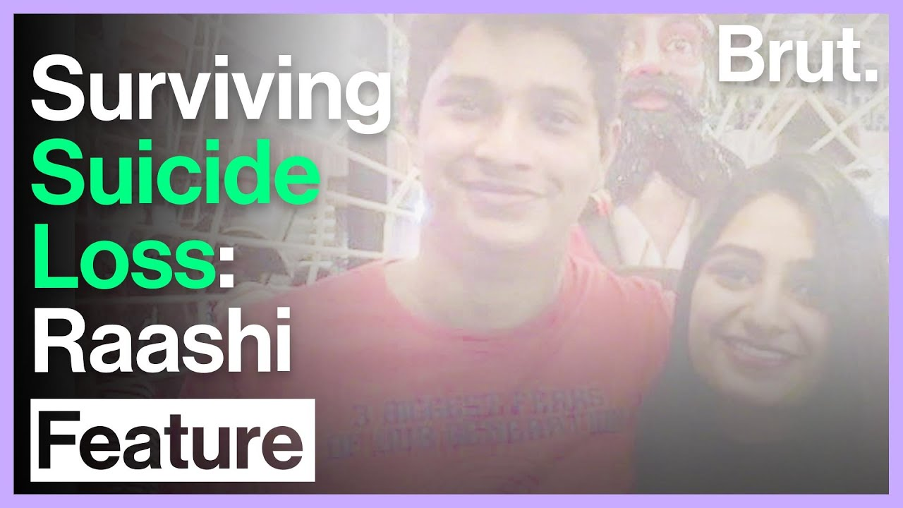 Surviving Suicide Loss: Raashi's Story