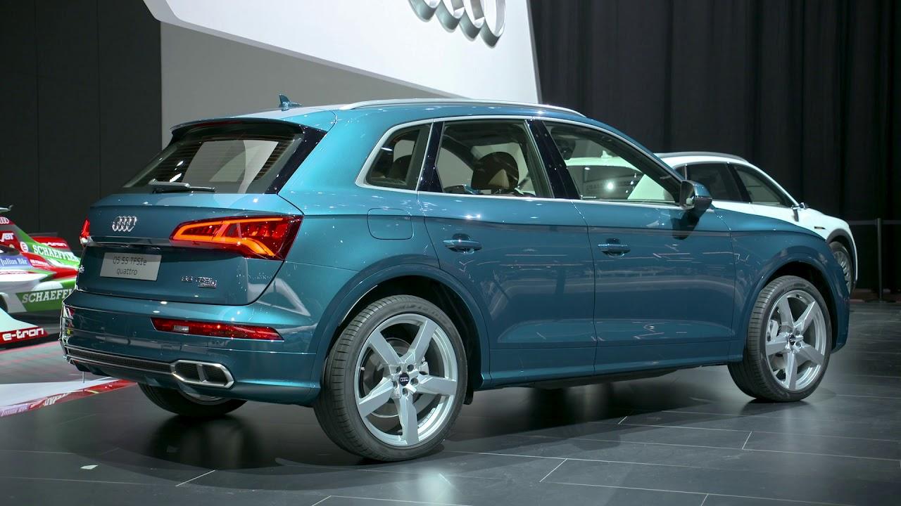 Geneva 2019 Audi Plug In Hybrid Models