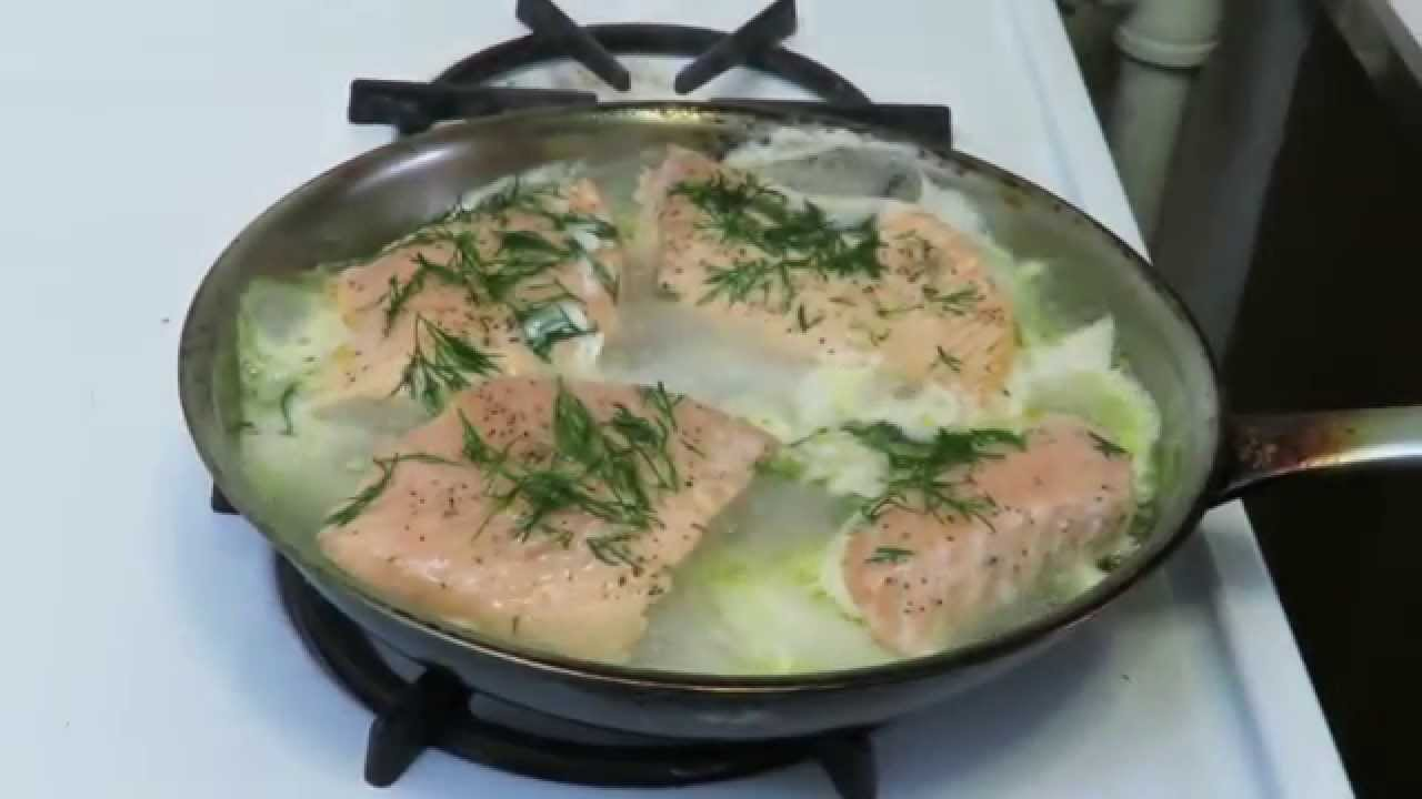 Como cocinar salmon youtube for Como cocinar salmon