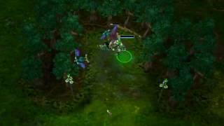 Kattenmatte - Stefan i skogen (Heroes of Newerth)