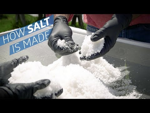 How Salt Is Made For NYC's Best Fine Dining Restaurants — How to Make It