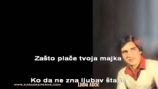 Ljuba Alicic Ciganin sam al najlepsi HD karaoke pesme)