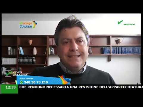InfoStudio il telegiornale della Calabria notizie e approfondimenti - 26 Aprile 2020 ore 13.30