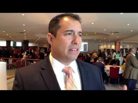 2015 CWS Summit Europe - Bryan Pena Interview