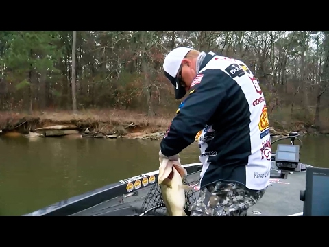 Mark Rose's Winning Bass on His Last Cast!