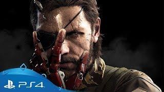 Metal Gear Solid V: The Phantom Pain | Gamescom Trailer | PS4