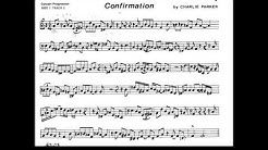 Confirmation Play-Along - Backing track (C key score guitar piano)