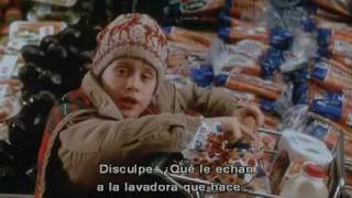 Bloopers - Home Alone / Solo en Casa - Tomas Falsas