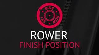 How to Row - Bike Row Ski