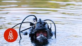 Working a Crime Scene Underwater