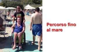 Vacanze accessibili  Rimini: vacanze al mare senza barriere per disabili e gruppi Riviera Adriatica