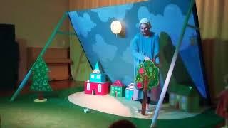Бэби-спектакль в театре кукол