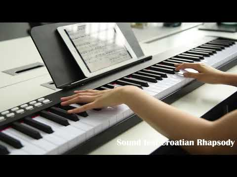 Download BX2 Portable Electronic Piano | Bora Factory Supply
