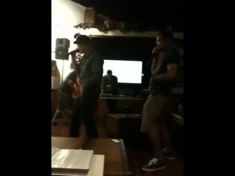 Drunk Singing seamen sing Like a Virgin