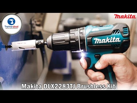 Makita dhp481z 18 V LXT Lithium-Ion Combi Hammer Drill with 2 x 5.0ah Batteries