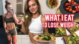 How to Lose Weight + What I Eat In a Day for Weight Loss