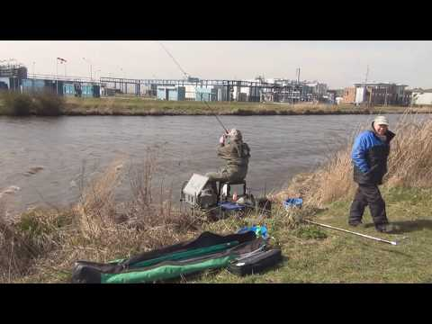 Fishing in Heerenveen