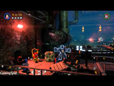Lego Batman 3: Beyond Gotham - Bane Character Token ...