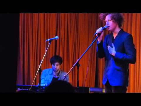You Said You'd Grow Old With Me - Max Giesinger & Michael Schulte - Karlsruhe (30.12.2012)