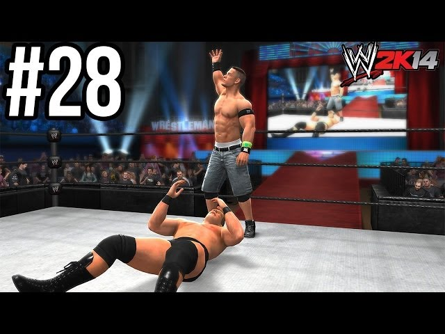 WWE 2K14 - John Cena vs. JBL (WrestleMania 21) | 30 Years of WM: Ruthless Aggression Travel Video