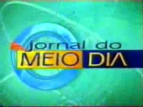 Jornal do MeioDia  CNT  Vinheta de Abertura 2001