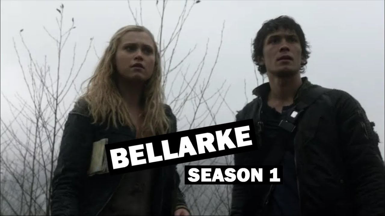 Download the 100 - all bellarke scenes / season 1