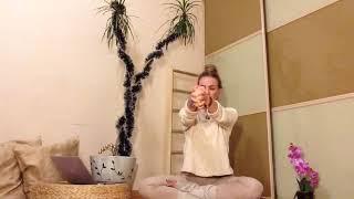 """Медитация Кундалини Йоги """"Внутренний стержень"""""""