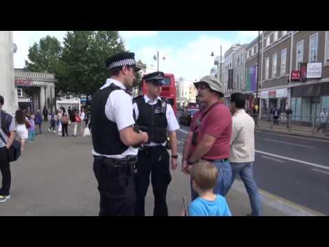 Scotland Arrests American for Homophobic Aggravation
