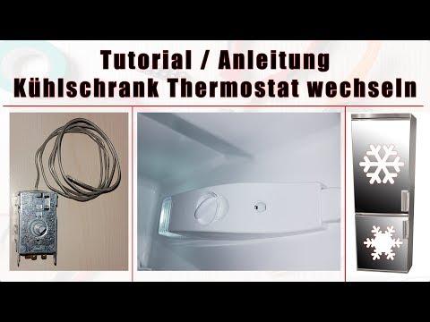 Smeg Kühlschrank Thermostat Tauschen : Khlschrank thermostat wechseln. schritte und das thermostat spart