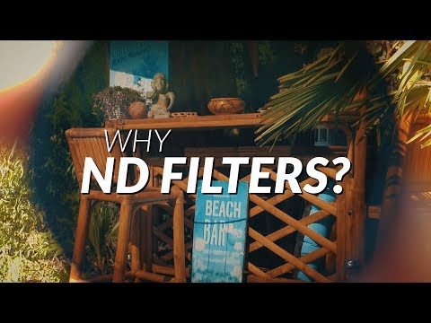 Why You Should Use an ND Filter as a Filmmaker?