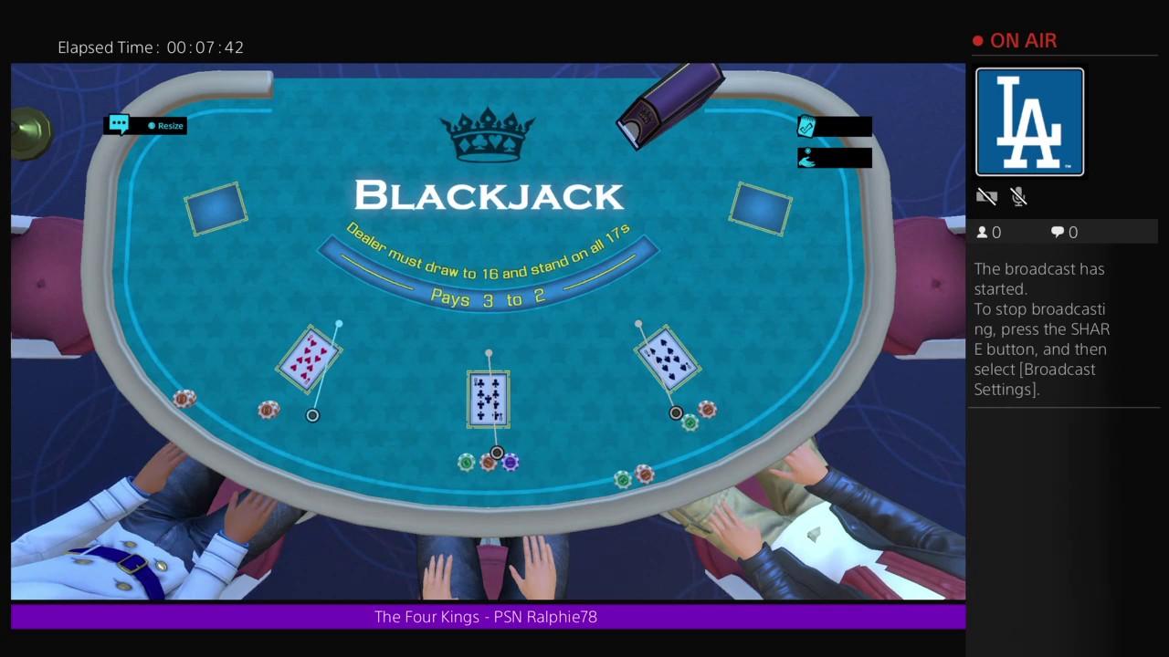 "Finger weg von ""The Four Kings Casino and Slots"""
