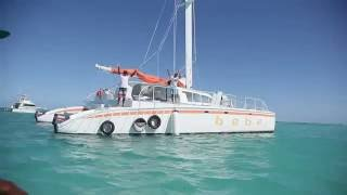 Bebe Catamaran Excursion - Punta Cana Adventures