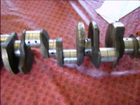 HOW TO ID A STEEL CRANKSHAFT