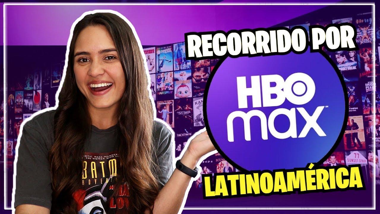 Download Asi es HBO MAX LATINOAMÉRICA👏🤩 Recorrido Completo | ANDRU★
