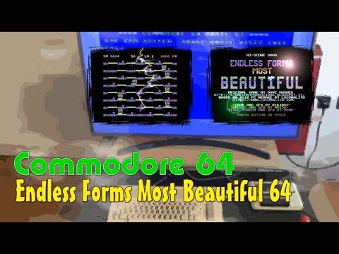 Commodore 64 -=Endless Forms Most Beautiful 64=-