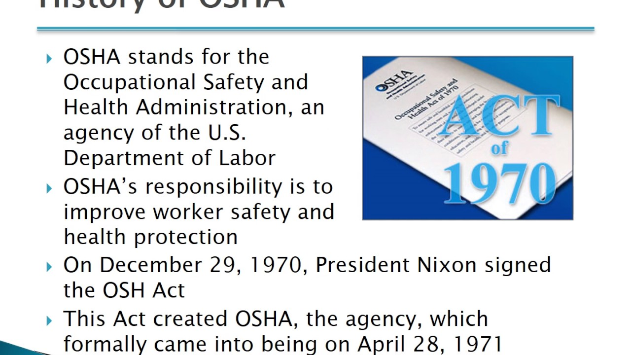 understand health and safety essay The safety and health at work health essay this report is mainly focusing on international labour organization and safety and health at work and addressing the question 'whether ilo can or cannot make a change.