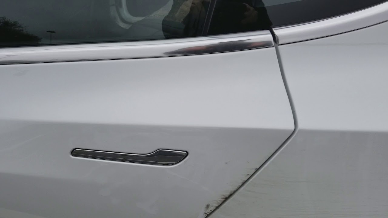 Tesla Model 3 panel gap inspection, part deux