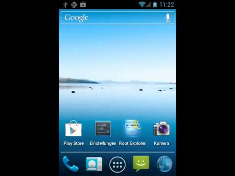 Huawei Y201 Pro with Root by MyHuawei.net