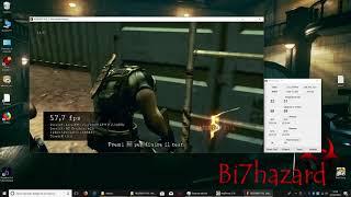 HYSTOU FMP03B - i5 - 7200U Intel HD 620 Mini PC Resident Evil 5 Benchmark