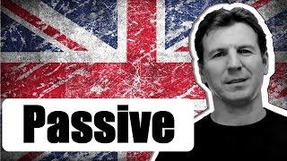 Английский язык - страдательный залог - passive voice