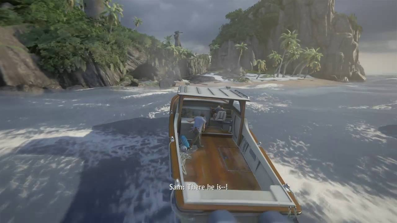 uncharted seamless attention to detail uncharted 4 seamless attention to detail