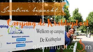 Een camping barstendsvol GEZELLIGHEID & activiteiten | Jantine bezoekt Camping De Krabbeplaat